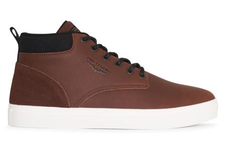 PME Legend schoenen voor heren | Hippe merk sneakers met optimaal draagcomfort Cognac