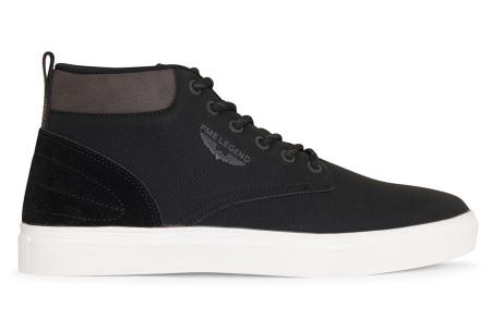 PME Legend schoenen voor heren | Hippe merk sneakers met optimaal draagcomfort Zwart