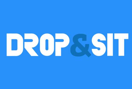 Drop & Sit Furry zitzak   Keuze uit 17 kleuren en 3 soorten - in verschillende maten!