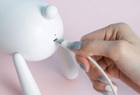Tafellamp hert | Leuk bureau- of nachtlampje voor jong & oud