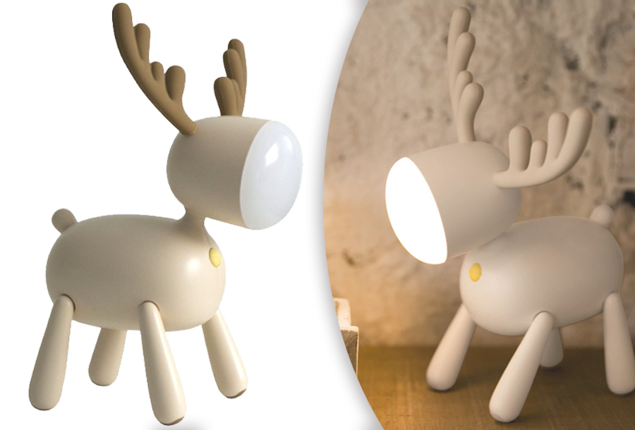 Tafellamp hert - Originele & leuke verlichting!