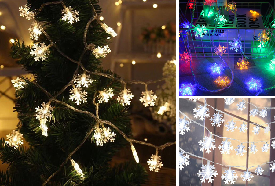 Kerst- en sfeerverlichting in de aanbieding
