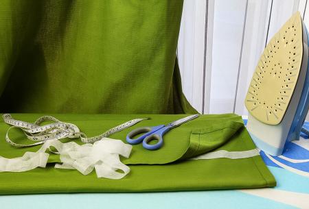Gordijn accessoires | Gordijnhaken, gordijnringen en strijkband