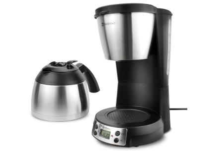 TurboTronic koffiemachine | Koffiezetapparaat met timer