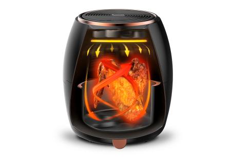 TurboAir Fryer van TurboTronic | Compacte hetelucht friteuse in 3 kleuren