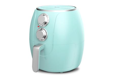 TurboAir Fryer van TurboTronic | Compacte hetelucht friteuse in 3 kleuren Turquoise