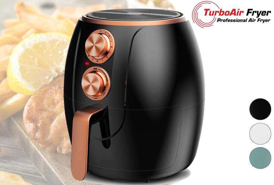 TurboTronic hetelucht friteuse