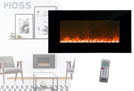 MOSS sfeerhaarden | Een sfeervolle toevoeging aan je interieur - In 2 formaten