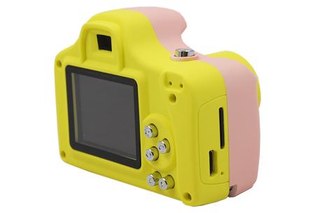 Digitale kindercamera's | Foto-, video-, of selfie camera in 2 kleuren