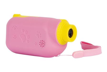 Digitale kindercamera's | Foto-, video-, of selfie camera in 2 kleuren  Videocamera - roze