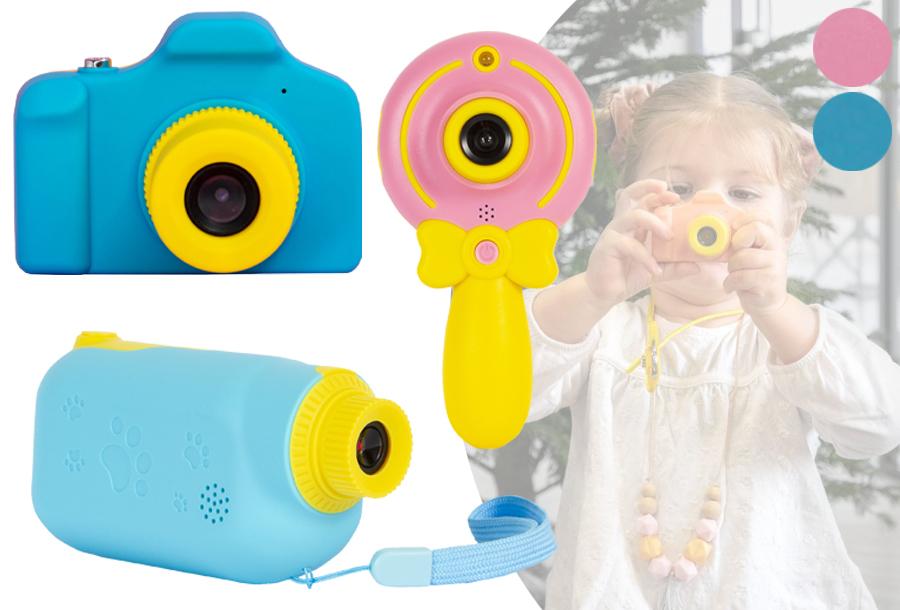 Kindercamera's nu met hoge korting!