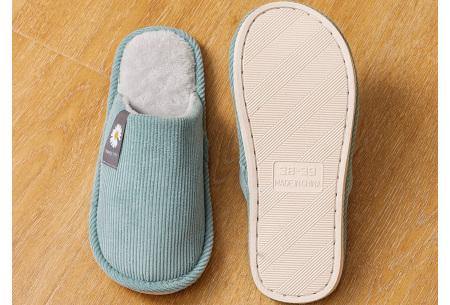Superzachte en warme pantoffels | Dames en heren sloffen