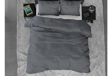 Sleeptime flanellen dekbedovertrekken | Zachte en warme dekbedhoes van flanel