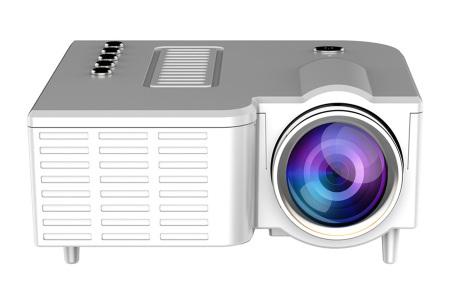 Mini beamer | Kleine projector voor een thuisbioscoop Wit