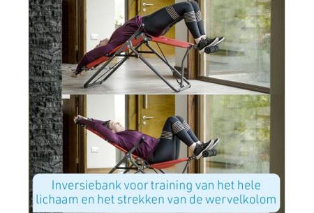 Backlounge | Fitnessapparaat voor rek en strek oefeningen - inclusief trainingsprogramma