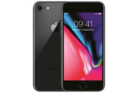 Refurbished Apple iPhone 8 64 GB | In Space grey, Silver of Gold!  Space grey