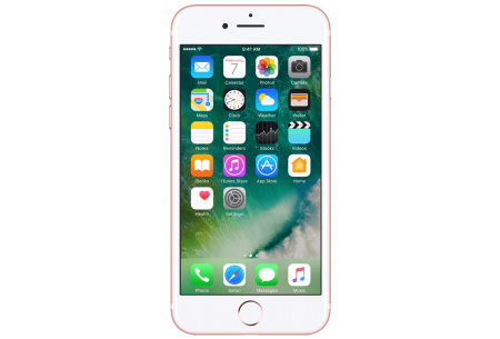 Refurbished Apple iPhone 7 | Smartphone met 32 GB opslag Roségoud
