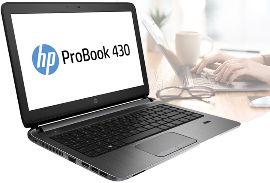 65% korting - Refurbished HP 430 Probook