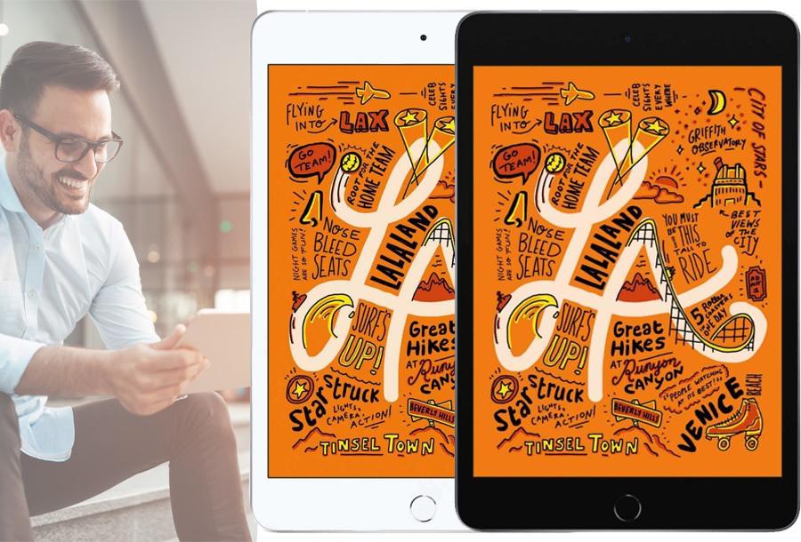 Apple iPad mini 5 refurbished - Nu in de sale