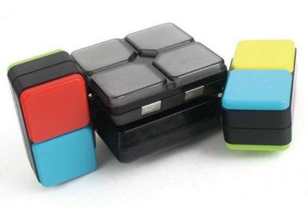 Parya denkspel | Puzzel kubus met verlichting