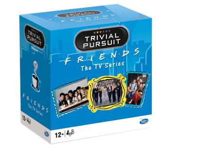 Trivial Pursuit Harry Potter & Friends editie | Het gezelschapsspel dat je moet hebben! Friends