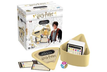 Trivial Pursuit Harry Potter & Friends editie | Het gezelschapsspel dat je moet hebben!