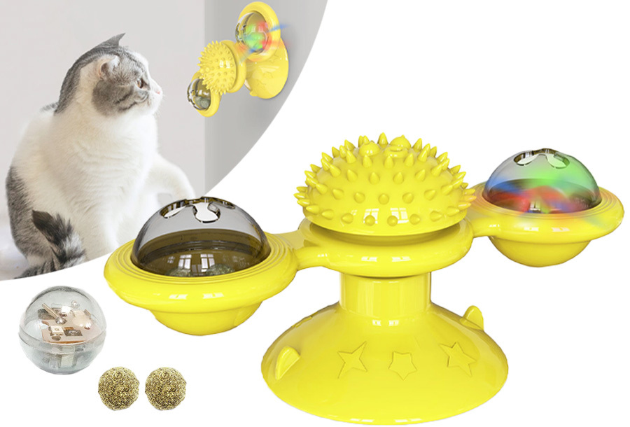Bewegend kattenspeeltje - Nu heel goedkoop!