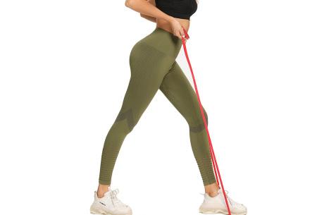 Premium sportlegging dames | Trendy sportbroek van hoge kwaliteit