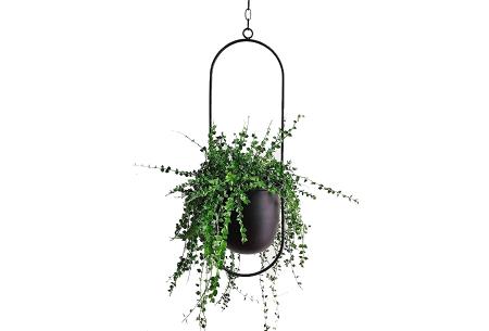 Hangende plantenbak | Stijlvolle plantenpotten in 2 modellen