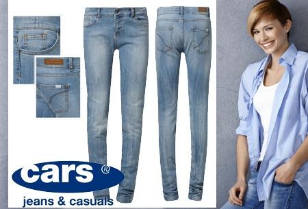 Cars Jeans - Dames Slimfit Skinny - t.w.v €39,95 nu slechts €19,95!