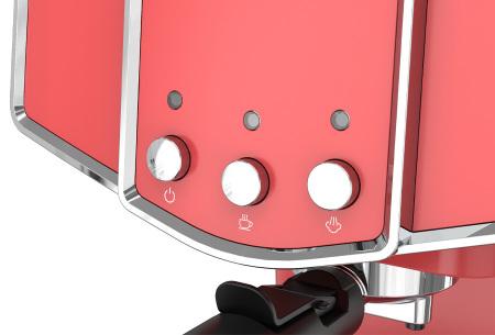 TurboTronic espressomachine | Maak thuis de lekkerste espresso of cappuccino!