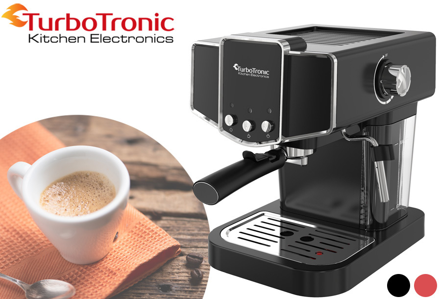 Koffiemachine in de aanbieding