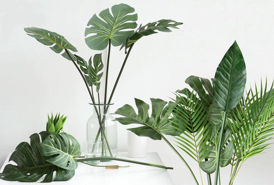 Kunstplanten met extra veel korting!