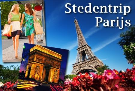 luxe stedentrip parijs