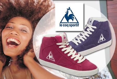 Le Coq Sportif Galio dames sneakers t.w.v. €89,95 nu maar €34,95!