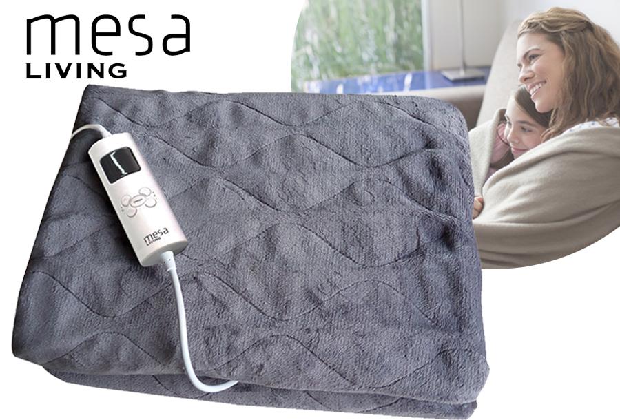 Foto Mesa Living warmtedeken in de sale