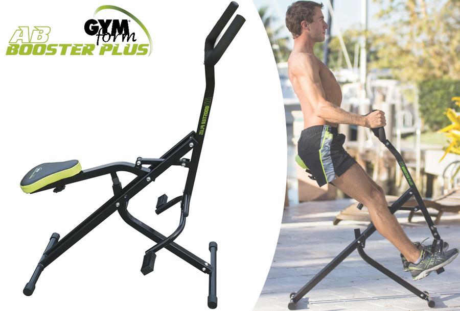 Ab booster Plus fitnessapparaat