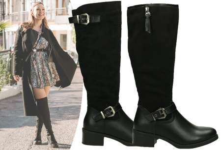 Hoge dames laarzen | Trendy laarsjes voor dames