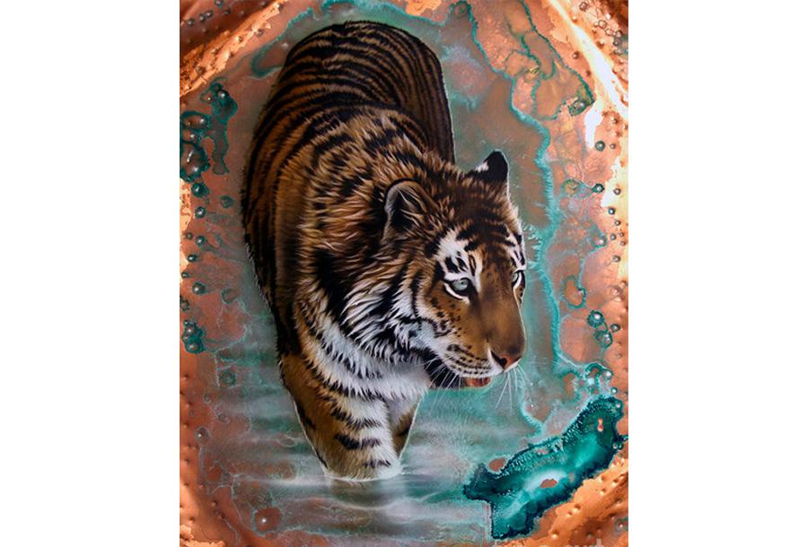 Diamond painting dieren schilderijen #1 - 25 x 30 cm