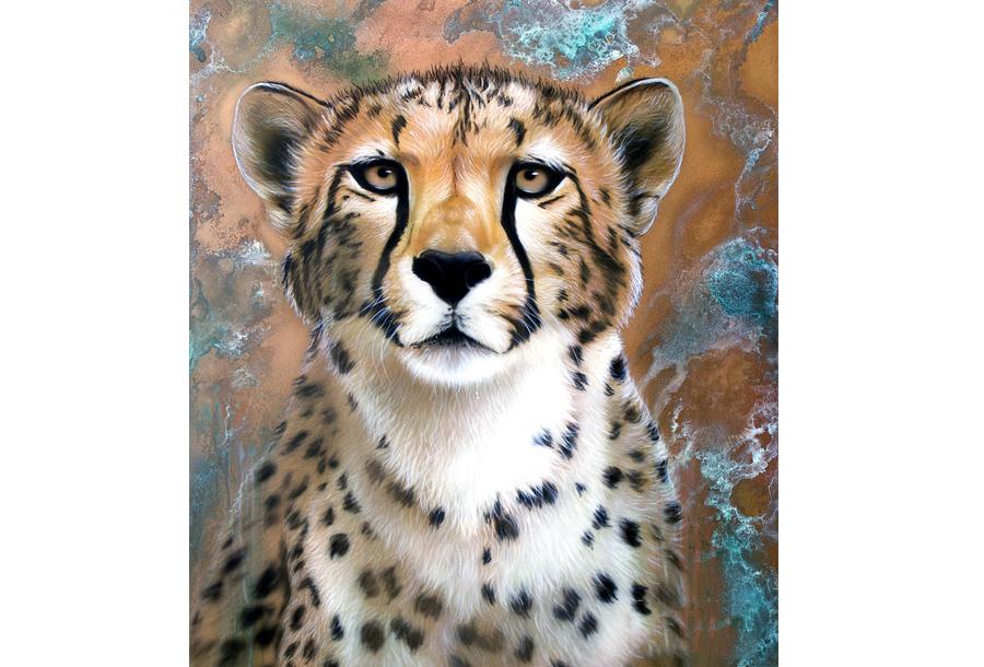 Diamond painting dieren schilderijen #6 - 60 x 80 cm