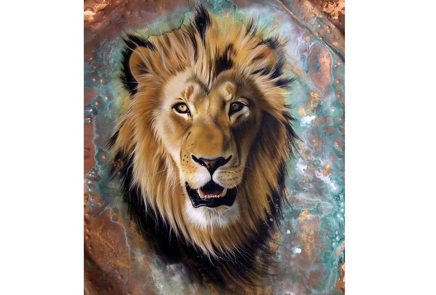 Diamond painting dieren schilderijen #8 - 40 x 50 cm