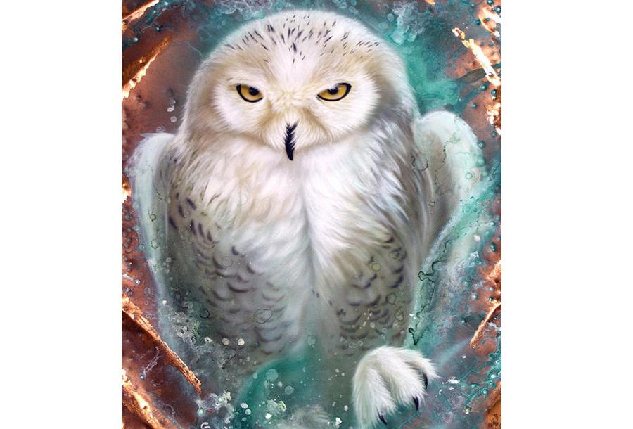 Diamond painting dieren schilderijen #9 - 25 x 30 cm