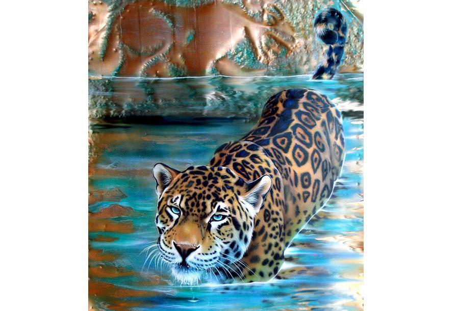 Diamond painting dieren schilderijen #10 - 40 x 50 cm