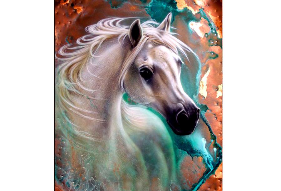 Diamond painting dieren schilderijen #13 - 25 x 30 cm