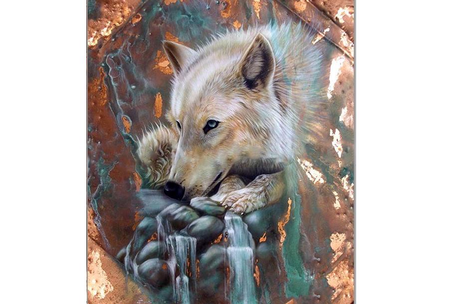 Diamond painting dieren schilderijen #14 - 40 x 50 cm