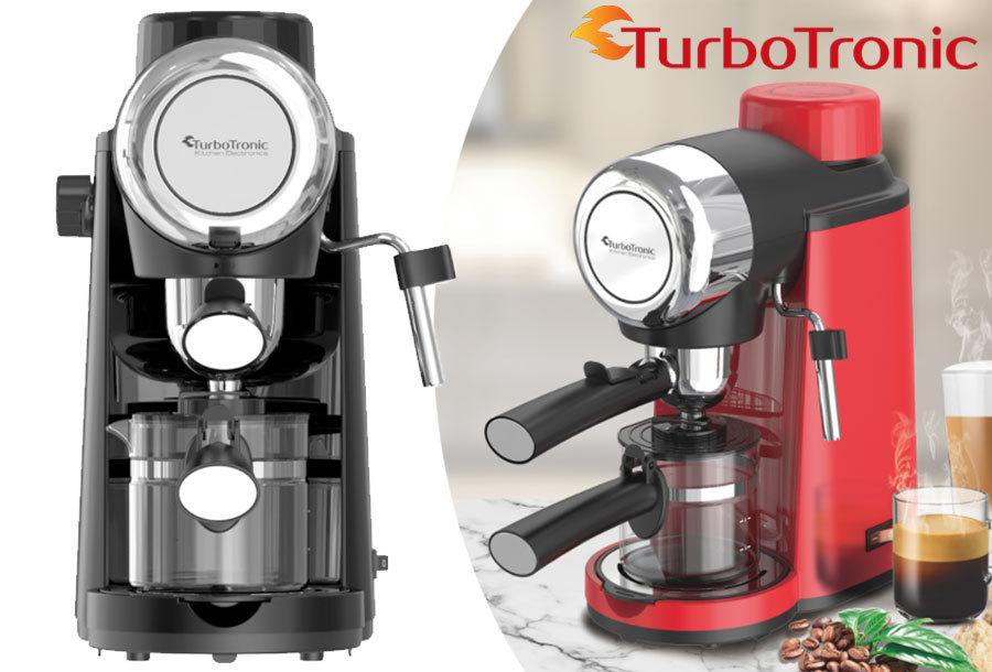 TurboTronic espressoapparaat - Nu extra goedkoop!