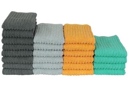 Keukentextiel sets | Multipack theedoeken, keukendoeken of vaatdoeken - 100% katoen Vaatdoeken