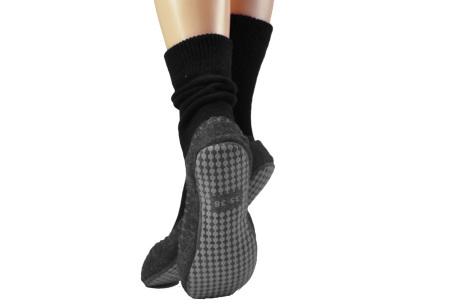 Slofsokken voor dames & heren | Pantoffels en sokken in één