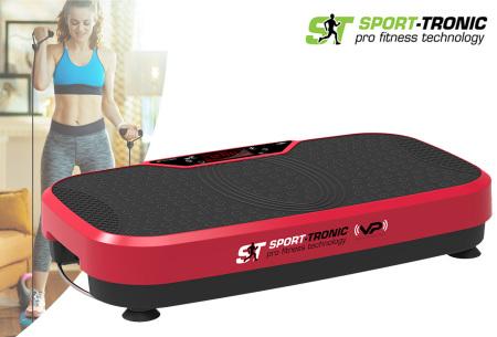 SportTronic trilplaat | Gemakkelijk thuis sporten met dit fitnessapparaat