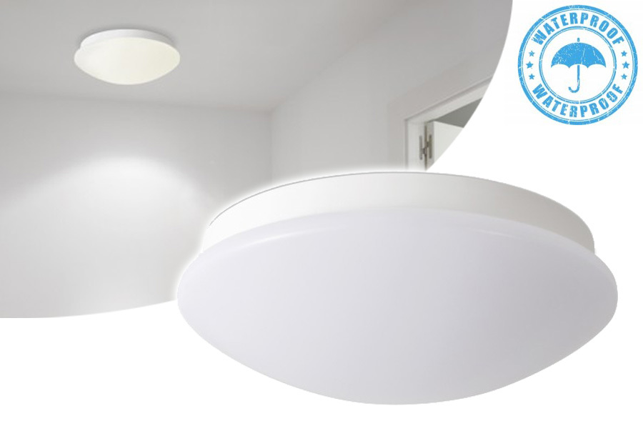 58% korting - Led-plafondlamp met sensor